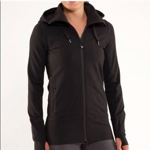 Lululemon Hooded stride jacket